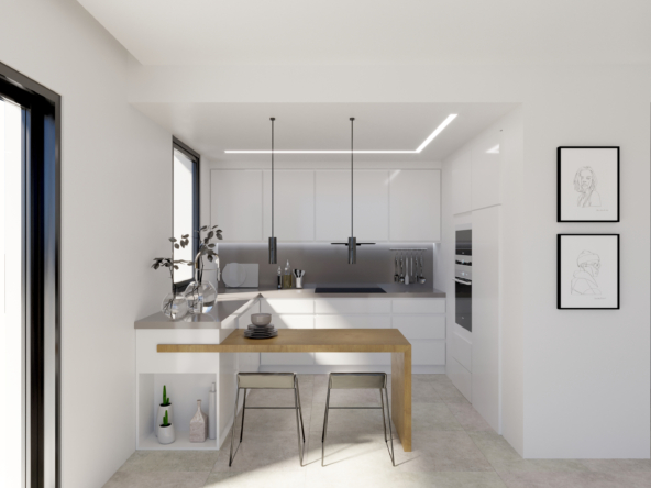 B4-Iconic-Gran Alacant-kitchen